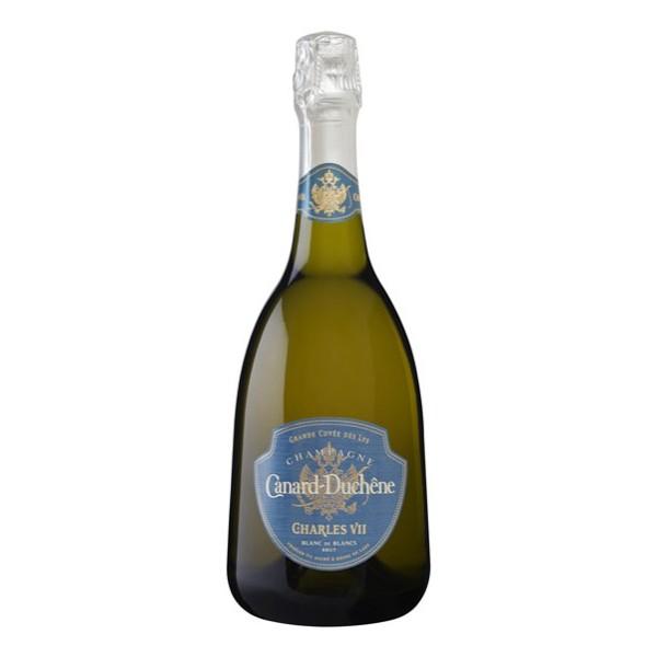 champagne canard duch ne charles vii blanc de blancs au meilleur. Black Bedroom Furniture Sets. Home Design Ideas