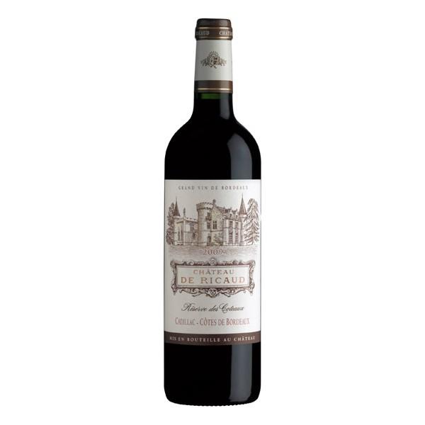 Chateau de Ricaud Premieres Cotes de Bordeaux