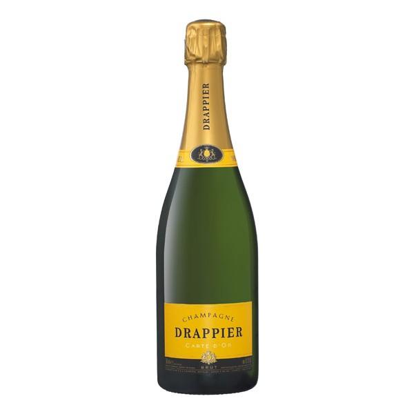 Champagne drappier carte d 39 or brut au meilleur prix sur for Champagne delamotte brut prix