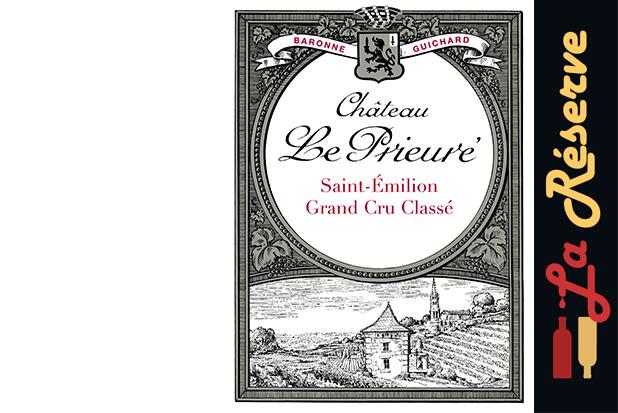Château Le Prieuré - La Réserve