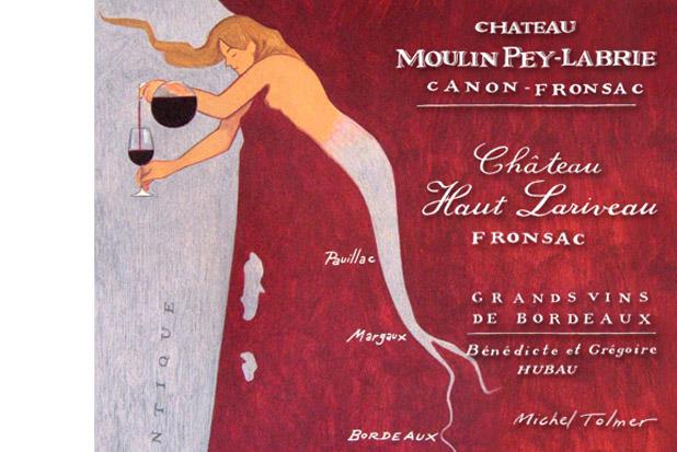 Château Moulin Pey-Labrie